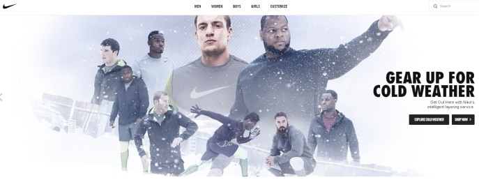Nikecold