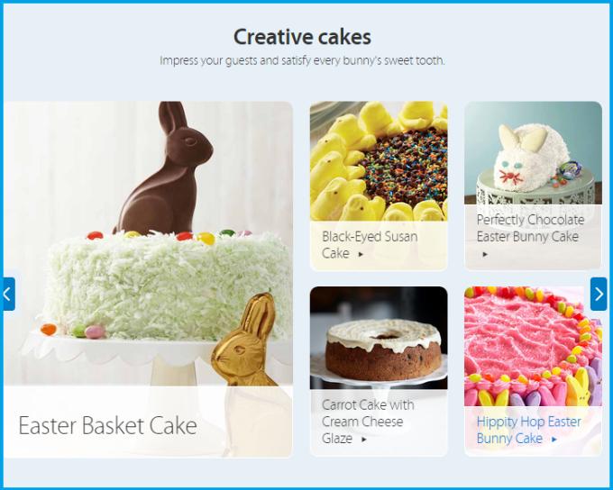 Eastercakes