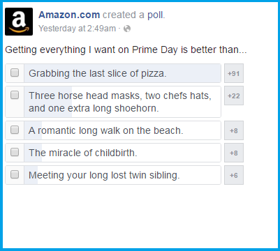 Amazonpoll