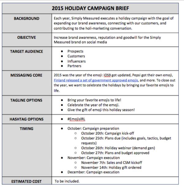 campaign-brief